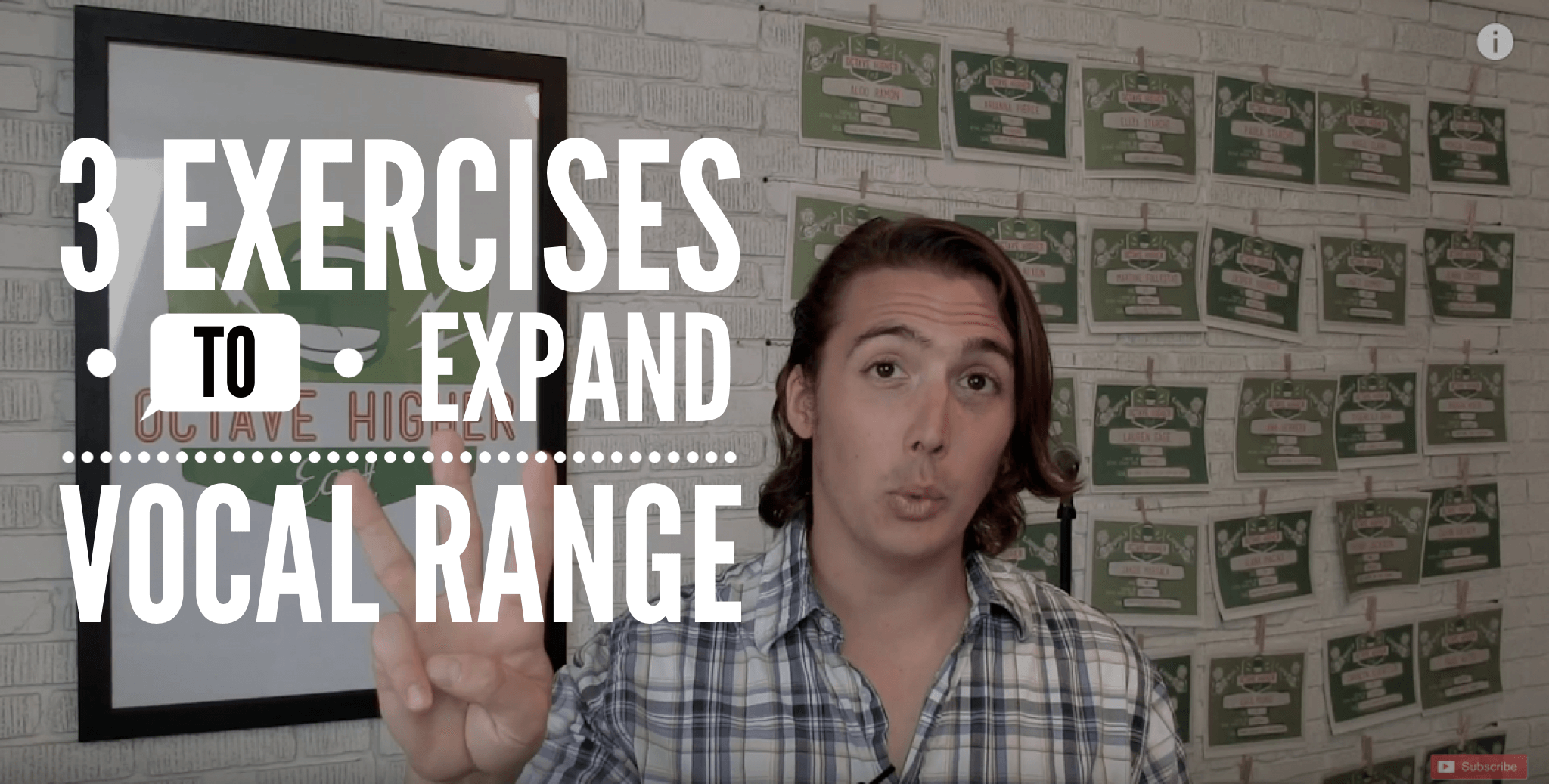 3 Exercises to Expand Vocal Range One